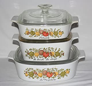 Best vintage corning ware sets Reviews