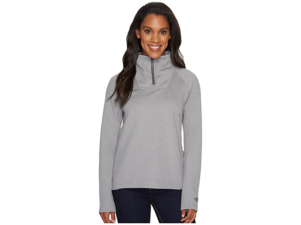 The North Face DuoWarmth Pullover (TNF Medium Grey Heather) Women