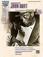 Stefan Grossman's Early Masters of American Blues Guitar: Mississippi John Hurt, Book & CD