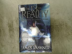 The 13th Reality Hardcover Set (The Journal of Curious Letters, The Hunt for Dark Infinity, The Blade of Shattered Hope, The Void of Mist and Thunder)