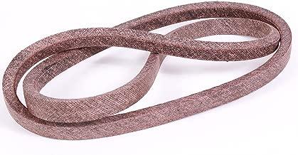 OEM Duplicate Belt Replaces 754-0280A, 954-0280A, 754-0280, 954-0280 Used On MTD, Cub Cadet, Yard Machine, Yard-Man, White, Bolens