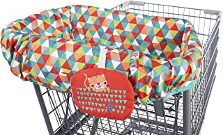 Bright Starts 2-in-1 Deluxe Cozy Cart Cover
