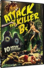 "Attack of the Killer ""B's"" - 10 B-Movie Collection: Phantom From 10,000 Leagues, Attack Of The Giant Leeches, Giant Gila Monster, Killer Shrews, Teenagers From Outer Space and 5 more!"