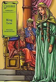 King Lear (Saddleback's Illustrated Classics)