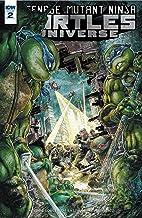 Teenage Mutant Ninja Turtles Universe #2