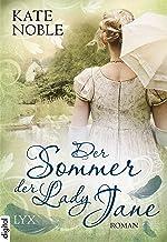 Der Sommer der Lady Jane (Blue Raven 2) (German Edition)
