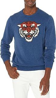 Men's Soft Cotton Crewneck Sweater