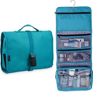 Hanging Makeup Organizer Cosmetic Travel Bag, Hanging Toiletry Bag, Large
