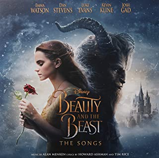 Beauty And The Beast: Songs (Blue Vinyl) O.S.T.