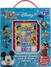Disney – Mickey Mouse, Toy Story and More! Me Reader Electronic Reader 8 Sound Book Library- PI Kids PDF