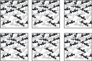 Beistle SCN314AZ6 Party Confetti, Black/Silver