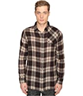Matiere - Bowen Japanese Gauze Plaid Button Down Shirt