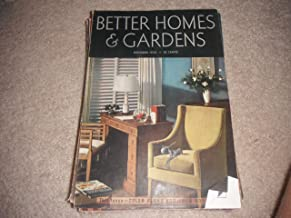 Better Homes & Gardens October 1935