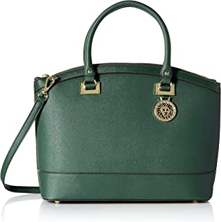 Anne Klein New Recruits Large Dome Satchel Bag