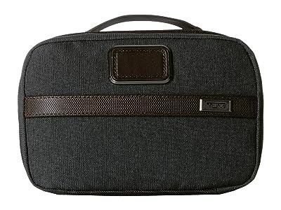 Tumi Alpha 3 Split Travel Kit (Anthracite) Luggage