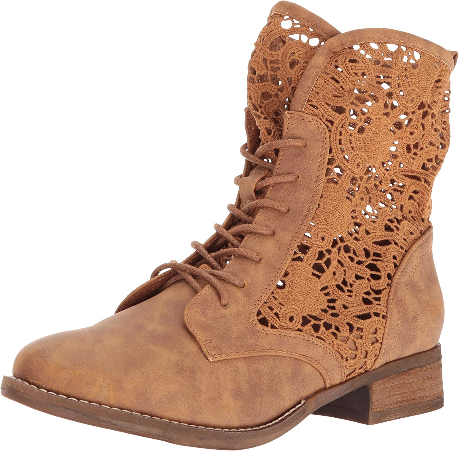 Not Rated Womens Jakobe Ankle Bootie