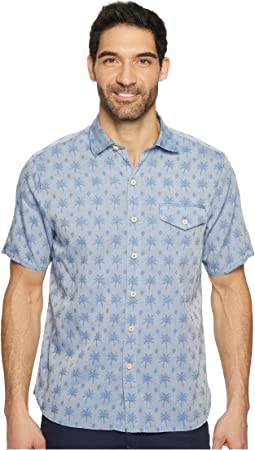 Palm Palm Jacquard Shirt