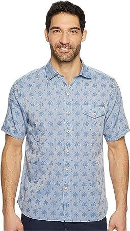 Tommy Bahama - Palm Palm Jacquard Shirt