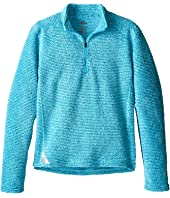 Hot Chillys Kids - Pico Zip-T (Little Kid/Big Kid)