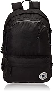 Converse Unisex Casual Backpack - Black (10007784-A01-001)