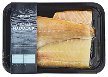 Booths Smoked Haddock Fillets, 300 g