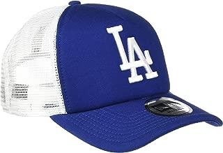 New Era La Dodgers Trucker Mens Cap Blue