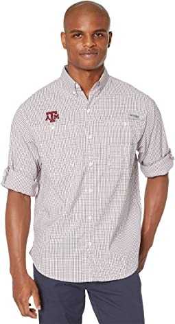 Deep Maroon Gingham
