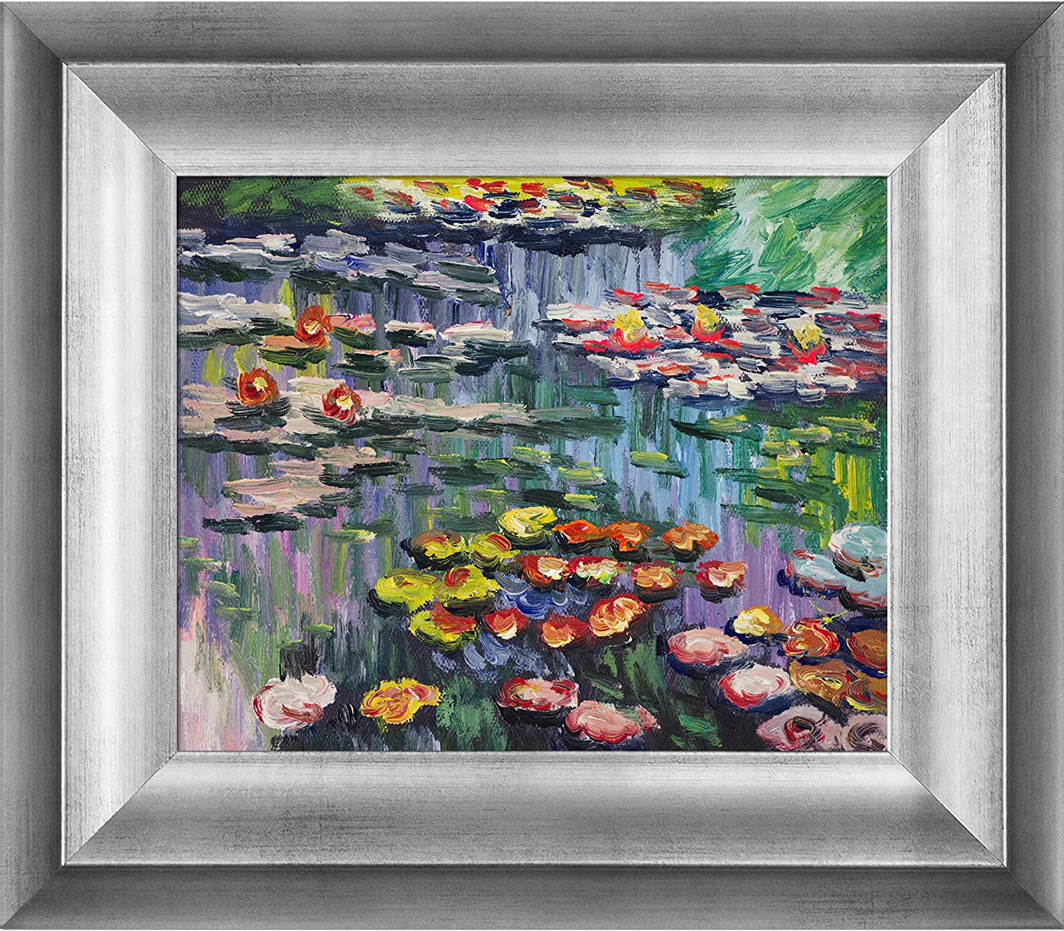 overstockArt Monet Water free shipping Lilies Artwork Antique Athenian Al sold out. Si with