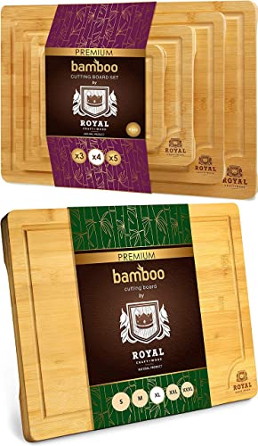 """lowest Cutting Board Set of 4 2021 and Cutting new arrival Board XL, 18""""x12"""" outlet sale"""