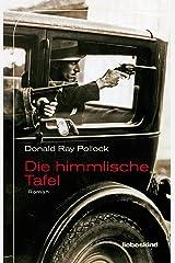 Die himmlische Tafel: Roman (German Edition) Formato Kindle