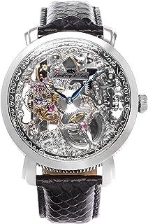 Lindberg & Sons - Reloj analógico para Hombre de automático con Correa en Piel SK14H061