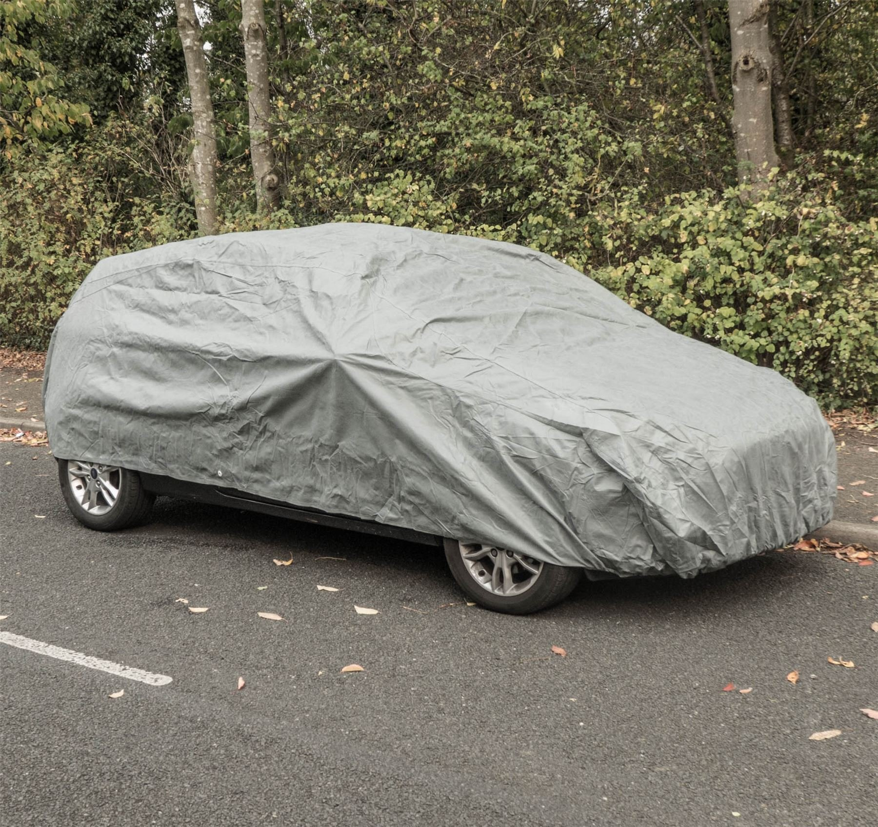 UKB4C Breathable Water Resistant Car Cover for MINI Countryman