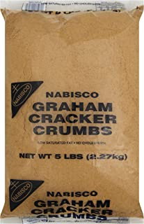 Honey Maid Graham Cracker Crumbs (80-Ounce Bag)
