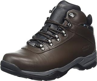 Hi-Tec Eurotrek III Waterproof, Zapatos de High Rise Senderismo para Hombre