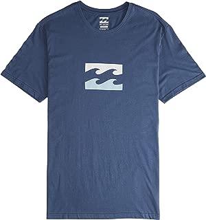 Billabong empilés à manches courtes T-Shirt en Noir