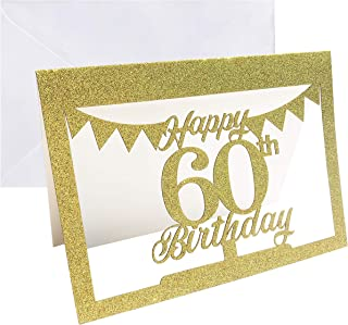 Best son 60th birthday cards Reviews