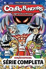 Combo Rangers Revolution - Edição Especial Série Completa eBook Kindle