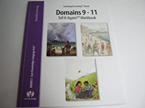Grade 3 Core Knowledge Language Arts Listening and Learning Strand Domains 9-11 Tell It Again Workbook