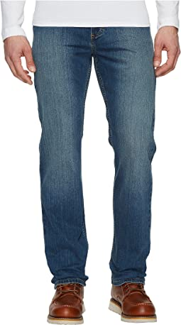 be0a5ba2 Carhartt relaxed fit straight leg jean b460 dark vintage blue ...