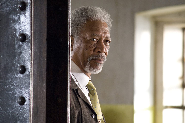 Wanted [Alemania] [Blu-ray]: Amazon.es: Freeman, Morgan ...