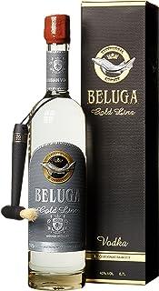 Beluga Gold Line Noble Russian Wodka mit Geschenkverpackung 1 x 0.7 l