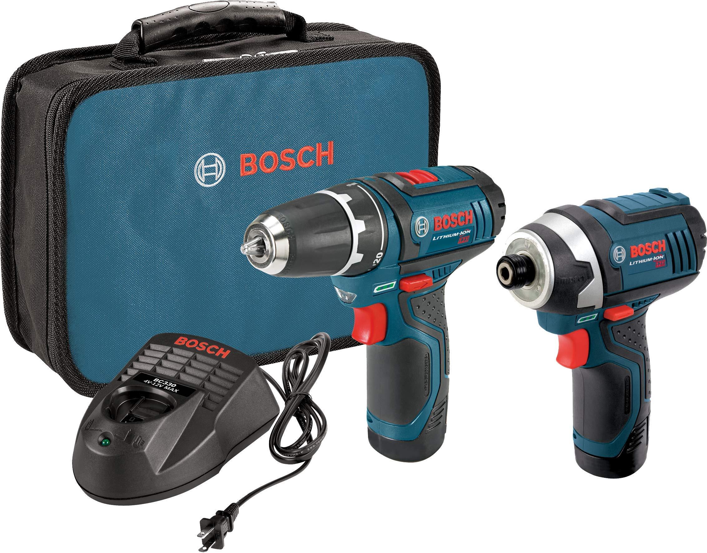 Bosch CLPK22 120 Lithium Ion Batteries Carrying