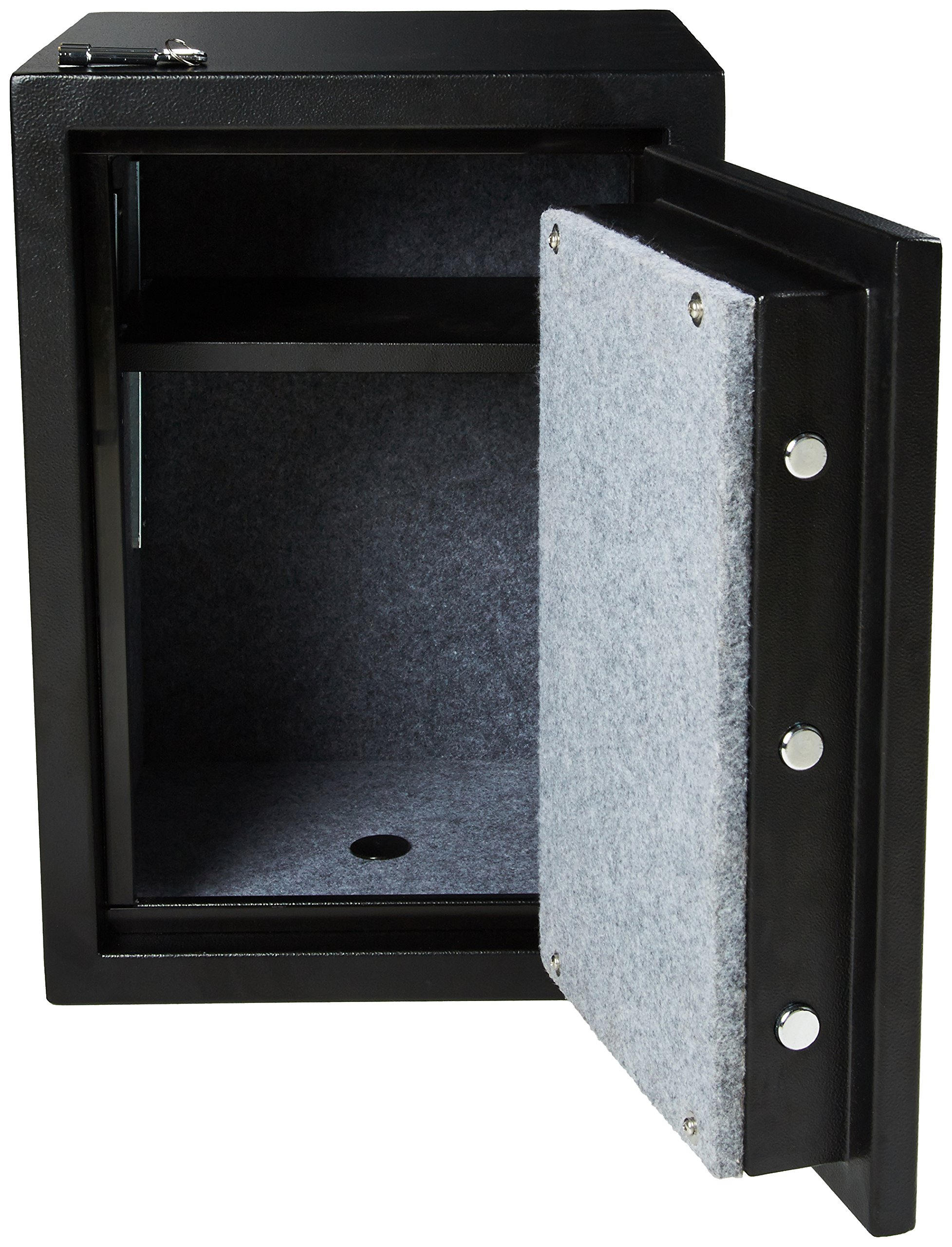 AmazonBasics - Caja fuerte ignífuga, 35 l: Amazon.es: Bricolaje y herramientas