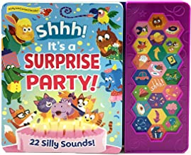 Shh! It is a Surprise Party!: Sound Book (22 Button) (Early Bird Sound Books)