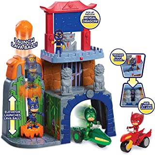 pj masks toys headquarters