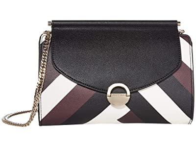 Fiorelli Kate Clutch (Chevron) Handbags