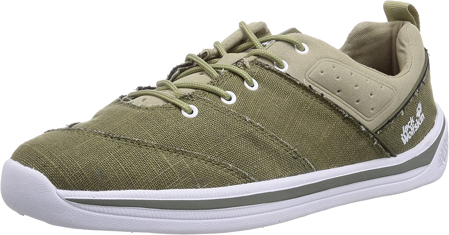 Jack Wolfskin Laconia Low M, Men's Low-Top Sneakers