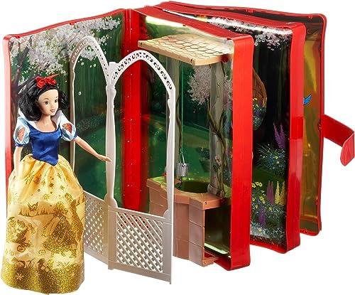 Disney Princess 5764544 - SnowWeißbook+Puppe
