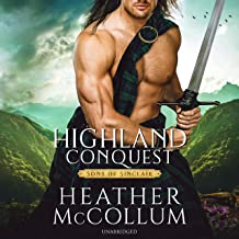 Highland Conquest: The Sons of Sinclair, Book 1
