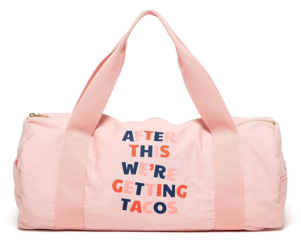 Ban.do Women's Work It Out Gym Bag (After This We're Getting Tacos)